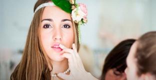 Maquillaje especial para novias