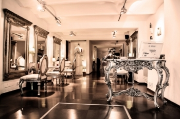 Salón peluquería Crearte